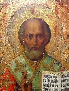 Николай архиепископ Мир Ликийских чудотворец