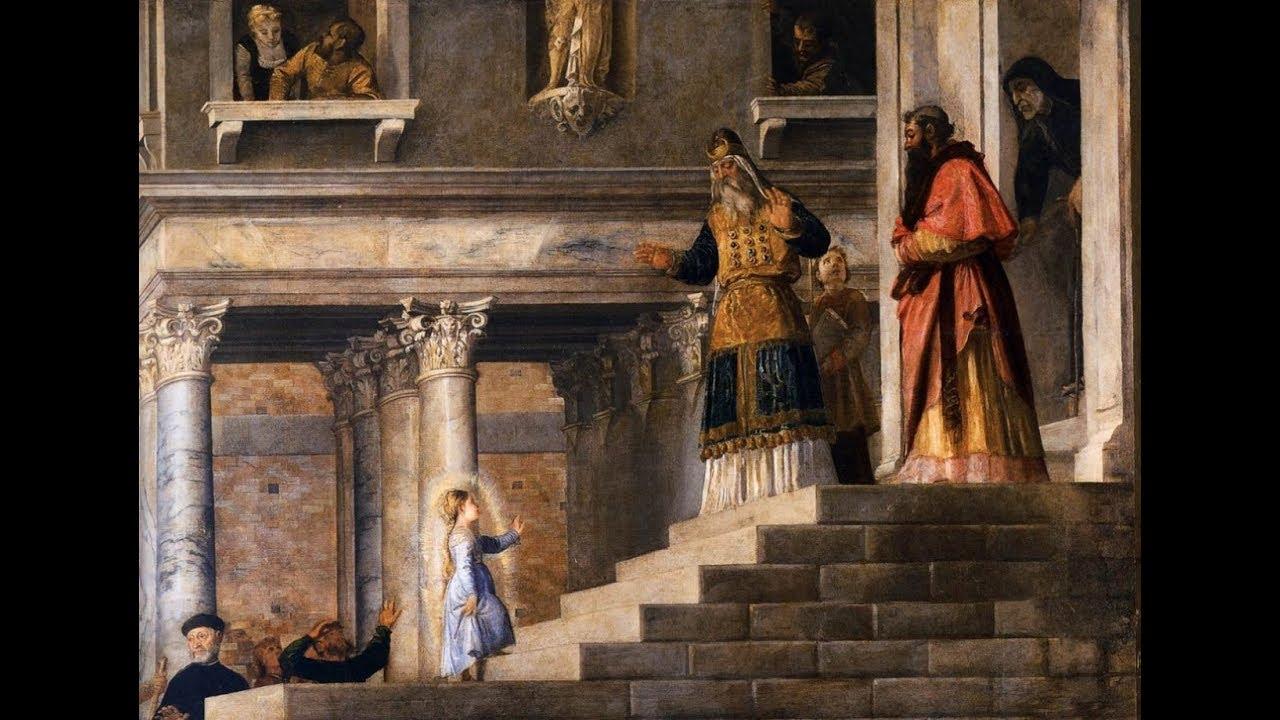Введение во Храм Девы-Марии